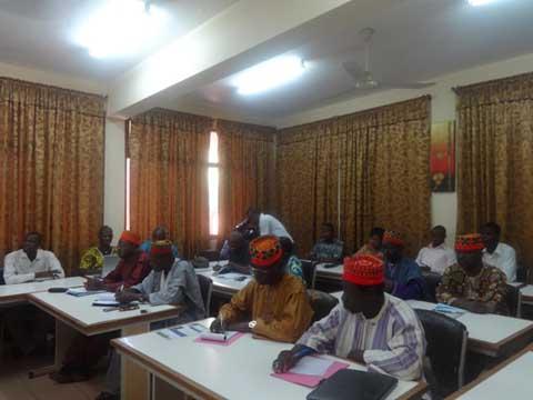 Municipales 2016: Des autorités coutumières et religieuses formées pour des élections crédibles et apaisées