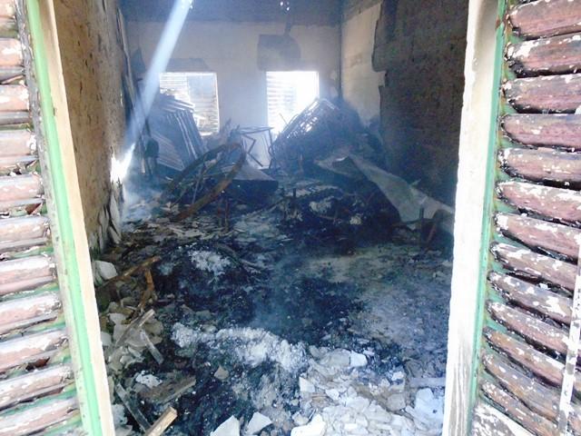 Elections municipales du 22 Mai: Le siège de la CECI Broum-Broum incendié par des individus non identifiés