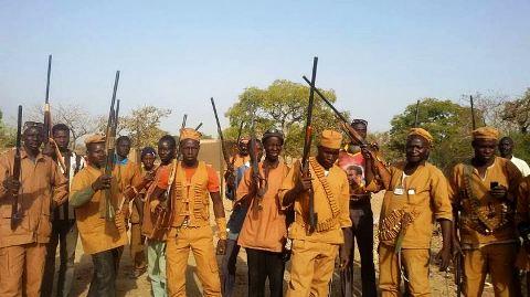 Sissili: Deux Koglweogo tués, 24 de leurs engins incendiés