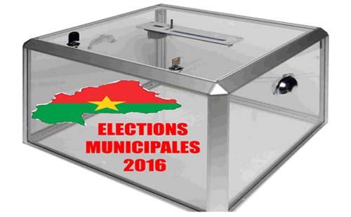 Elections municipales 2016 au Burkina Faso: Les résultats provisoires sont disponibles