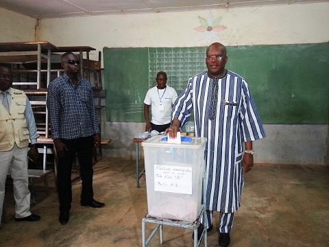 Violences électorales: «C'est la première fois que nous avons franchi le Rubicond», regrette le président Rock Marc Christian Kaboré