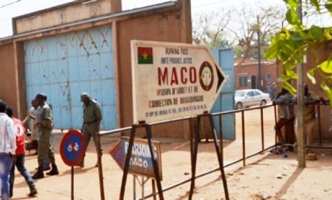 Tentative d'évasion à la MACO