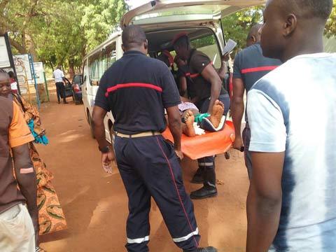 Tentative d'évasions à la MACO: Une dame a eu la jambe fracturée