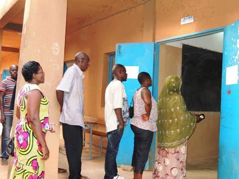 Elections municipales: Calculs pour l'attribution des sièges
