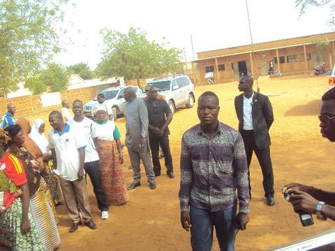Elections municipales du 22 mai: Les Ouahigouyalais étaient aux urnes