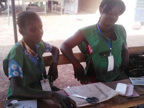 Elections municipales dans la commune rurale de Saaba: une affluence peu timide