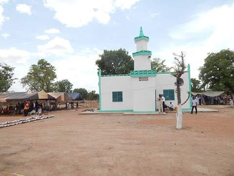 Banwa: Une mosquée pour la promotion d'un islam tolérant inaugurée à Mahouana