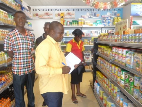 Prix et qualité des produits de grande consommation: Des irrégularités sur le terrain