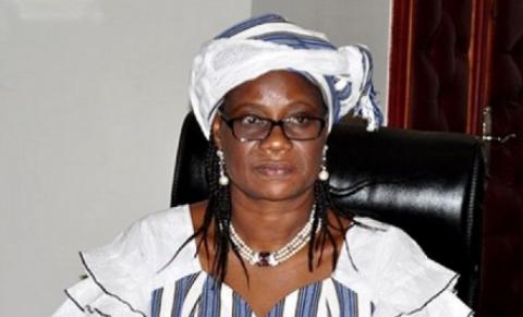 ''Des efforts sont demandés à tout le monde; du ministre à l'agent d'exécution'', exhorte le ministre de l'économie…, Hadizatou Rosine Coulibaly