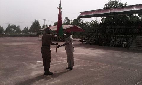 Armée nationale: Ismaël Diaouari nouveau commandant du Prytanée militaire du Kadiogo