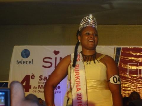 SIMO 2016: Stéphanie Tiendrébéogo sacrée miss ronde