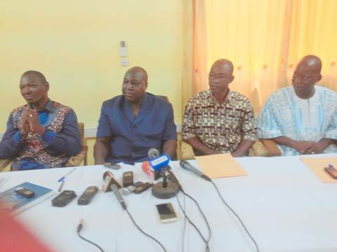 Municipales 2016: L'opposition politique dénonce l'achat des consciences, les violences électorales...