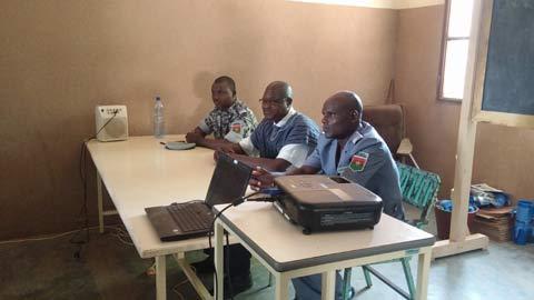Réinsertion socio-économique des détenus: Les GSP accompagnent les prisonniers sous la supervision de l'INSS