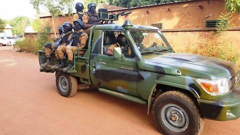 Attaque terroriste du 15 janvier à Ouagadougou:  6 individus de nationalités étrangères interpellés