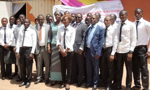 Sortie de promotions à l'ESMT: 45 diplômés techniquement prêts à servir