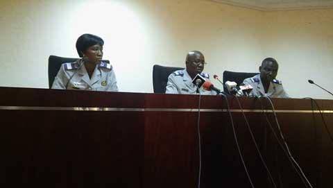 «Nous n'avons plus intérêt à émettre un mandat  d'arrêt contre Guillaume Soro», dixit le commissaire du gouvernement près le tribunal militaire de Ouagadougou