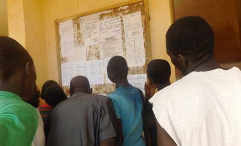 Fada N'Gourma: proclamation des résultats du BEPC malgré un boycott de certains correcteurs