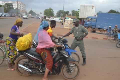 Insécurité routière à Ouagadougou: Toucher du doigt l'ampleur de l'incivisme des usagers
