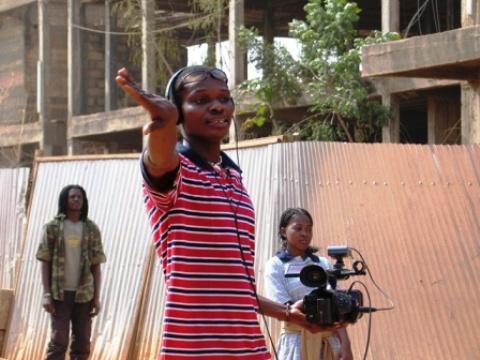 Ives Edgard Bonkoungou, du rêve de policier à la vie de réalisateur