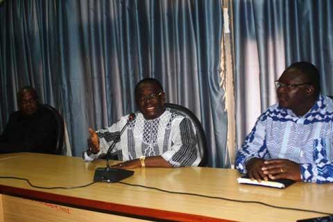 Processus électoraux au Burkina: Me Barthélémy Kéré et son équipe satisfaits
