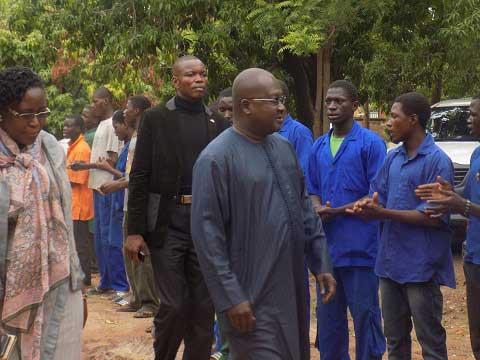 Enseignement technique: Jean-Claude Bouda veut impliquer le privé dans l'organisation des examens