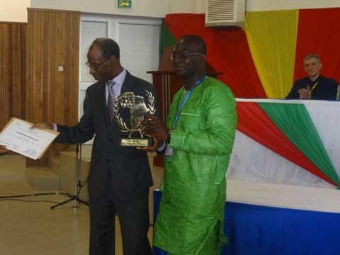 Doctoriales 2016: Alain Tossa remporte le premier prix