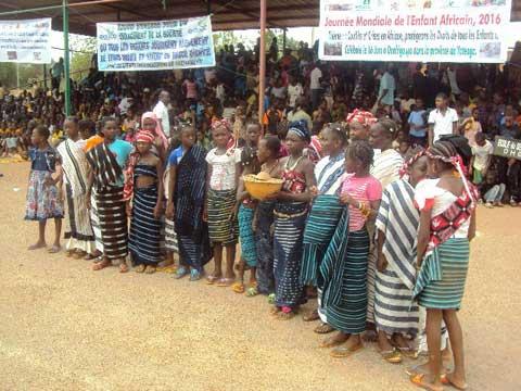 Journée de l'enfant africain 2016: Les enfants du Yatenga sensibilisés sur le massacre de leurs camarades de Sowéto
