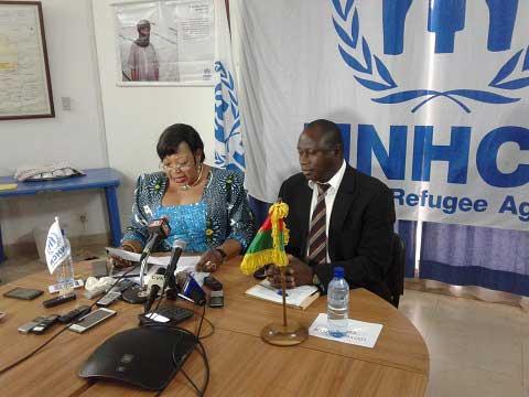 Journée mondiale des réfugiés 2016: Le HCR et le gouvernement burkinabè font le point des préparatifs