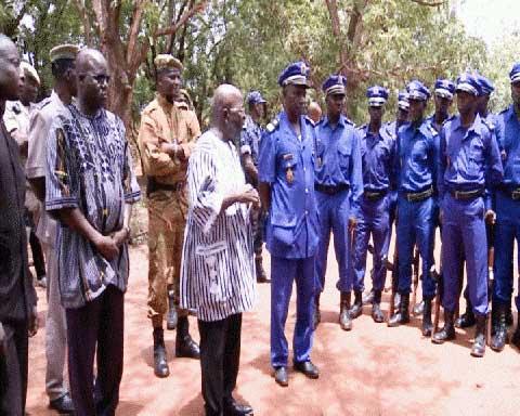 Le ministre de la sécurité à Gaoua: Une vaste opération de sécurisation de la région du Sud-ouest en perspective