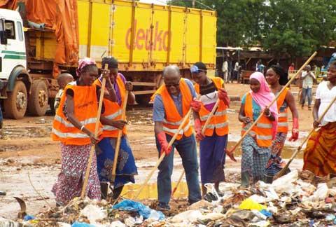Assainissement de la ville de Ouahigouya: Une priorité pour le nouveau conseil municipal
