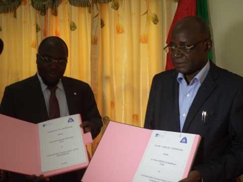 Enseignement: L'USTA désormais partenaire  de deux  institutions ivoiriennes