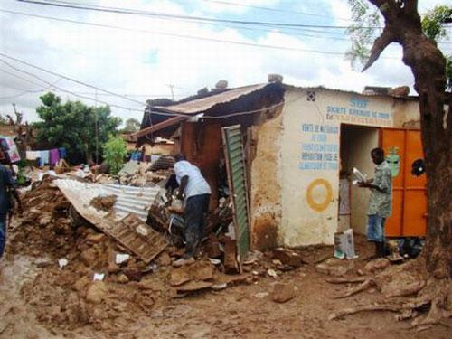 Catastrophes naturelles: En attendant le remake des inondations du 1er septembre 2009