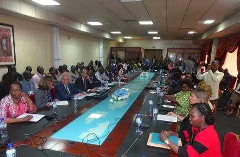 Protection sociale adaptive: Réfléchir en synergie pour infléchir le niveau de pauvreté et de vulnérabilité du Burkina