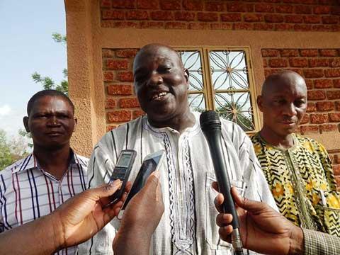 Le médecin vétérinaire Karim Lomboza Kondé est le nouveau maire de Dédougou