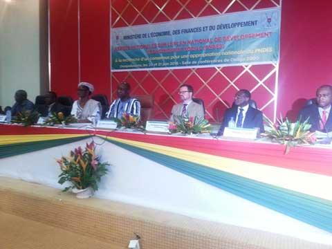 Assises nationales sur le PNDES: Les participants ont livré leurs conclusions