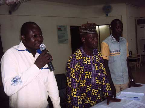 Mairie de Ouahigouya: Le nouveau bourgmestre s'appelle Boureima Basile Ouédraogo