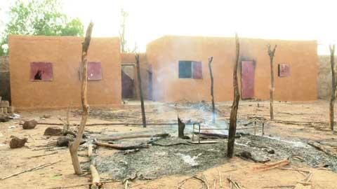 Commune rurale de Gomboro: L'élection du maire interrompu, le candidat MPP grièvement blessé