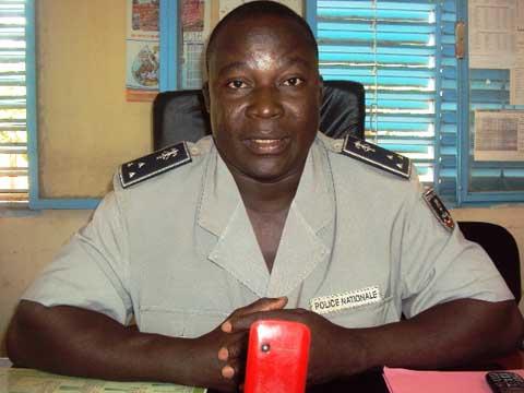Election du maire de Boussou: Le calme est  revenu