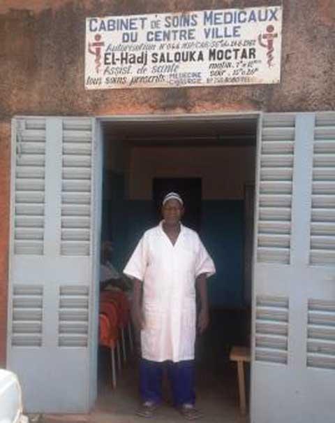 El hadj Moctar Salouka: L'autodidacte qui a révolutionné la santé au Burkina