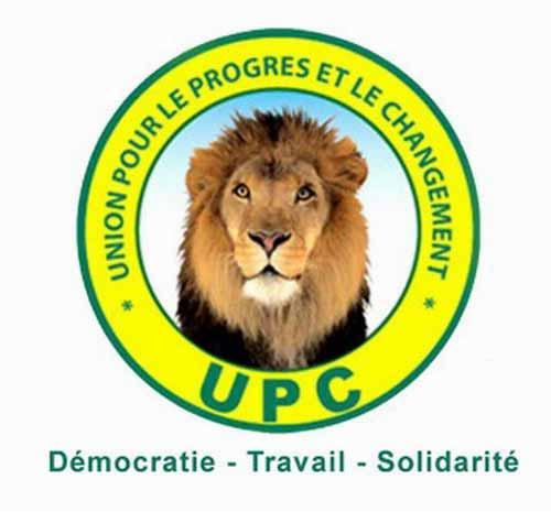 L'UPC appelle le gouvernement à assurer la sécurité des élus et l'autorité de l'Etat
