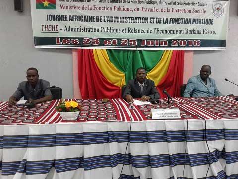 Journée africaine de l'administration et de la fonction publique: Pour un service de qualité dans les institutions publiques