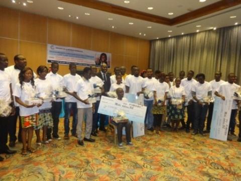 Concours de rédaction «Une plume pour le développement»: Wougo Kaboré et Sié Rachide Boris Coulibaly lauréats de la 2e édition
