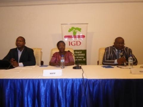 Gouvernance post-transition: L'IGD veut renforcer  la participation et l'influence des jeunes