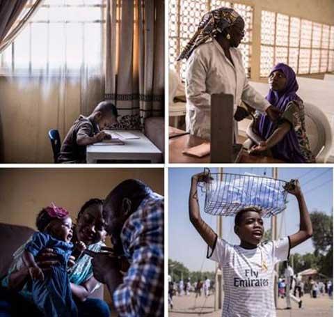 Situation des enfants dans le monde: L'UNICEF interpelle les partenaires à plus d'actions