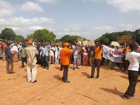 Arrondissement 4 de Bobo: A peine élu, le maire Bakoné Millogo est contesté
