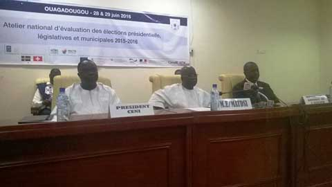 Processus électoraux: La CENI capitalise les acquis