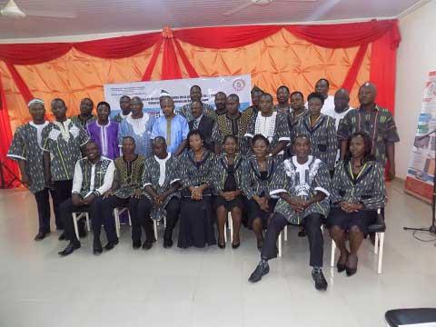 Institut africain de santé publique: 19 nouvelles compétences en santé au service du pays