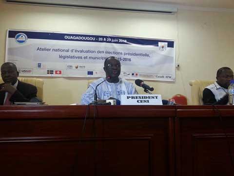 Processus électoraux au Burkina: Vers une constitutionnalisation de la CENI?