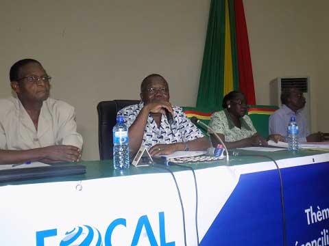 Le FOCAL s'interroge sur type de réconciliation qu'il faut pour le Burkina Faso