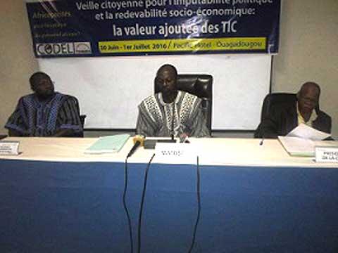 Africapacités 2016: 48 heures pour mettre les TIC au service de la démocratie